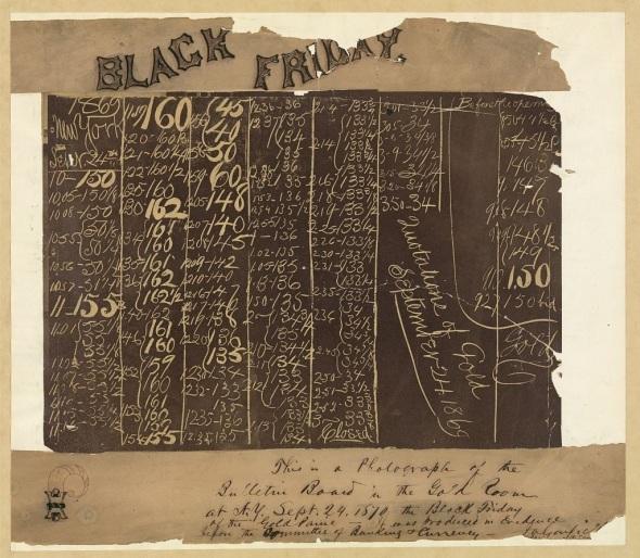 Black Friday 1896