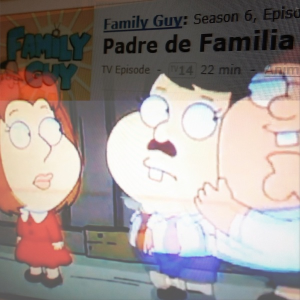 I'm laughing, watching / Family Guy in Spanish / I can't understand! Haikumages