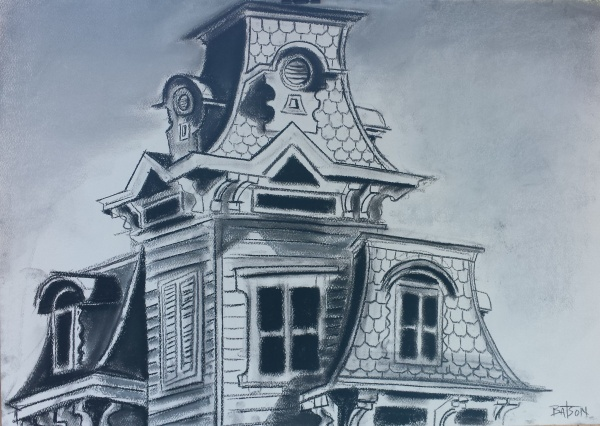 Gray Towers - by Bill Batson