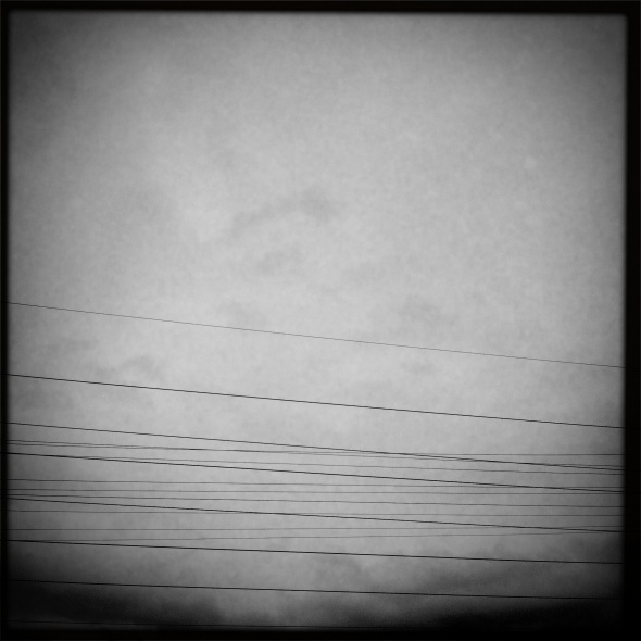 Grey day, then one more / indistinguishable greys / fifty shades of blah.  // haikumages