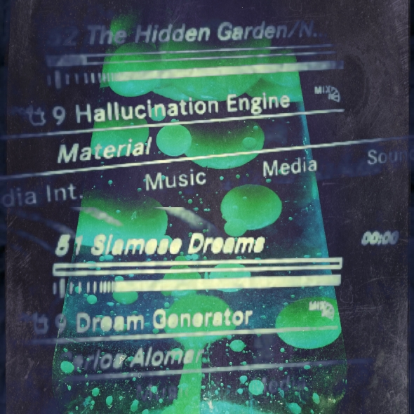 Fantastic machines / hallucination engines / dream generators. // haiku - micropoetry - haikumages